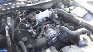 2006 Ford Crown Victoria 4.6 Engine and Transmission