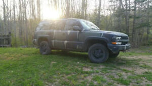2001 Chevrolet Tahoe for sale or trade