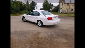 Loaded Taurus, great shape, low kms, DOHC Duratec, 35 MPG