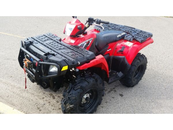 Used 2010 Polaris Sportsman 800 EFI