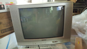Older style 20 inch Colour TV