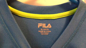 Fila soccer T-shirt London Ontario image 2