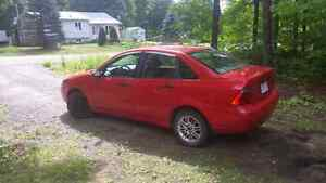 Ford focus ZX5 2004 160 000KM