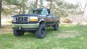 FORD F150 4X4 1996