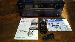 4K Onkyo HT-RC360 7.2 Channel Network A/V Receiver - NO SOUND