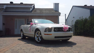 2009 Ford Mustang 45e anniversaire convertible