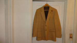 Mens Camel Hair Blazer/Jacket, Great Condition