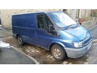 Ford Transit 280 SWD TD 2LTR Very low miles