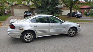 2001 Pontiac Grand Am SE Sedan *AS IS*