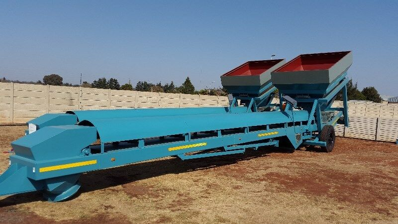 New Karoo mobile batch plant