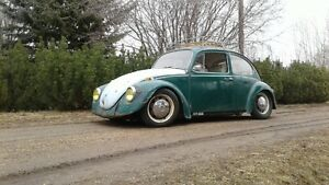 1967 VW Beetle. 3 OWNER CAR. Tons of New Parts