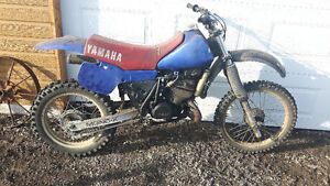 I HAVE FOR SALE YZ490 YAMAHA