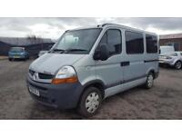 2010 RENAULT MASTER AUTOMATIC SWB WHEELCHAIR ACCESSIBLE DISABLED MINIBUS