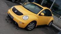 2000 Volkswagen New Beetle GLS Coupé (2 portes)