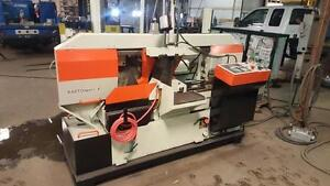 Kasto Twin L4 automatic horizontal bandsaw