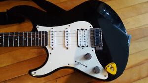 Guitare Yamaha Pacifica 112 (GAUCHÈRE/LEFTY)