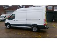 2014 64 FORD TRANSIT 2.2 350 H/R P/V 1D 99 BHP 1 OWNER F/S/H FULL VOSA PRINT OUT