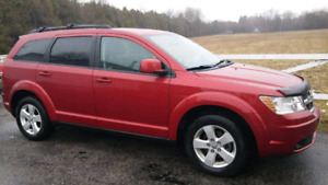 2010 Dodge Journey SXT - 7 passenger