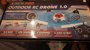 Apex pro outdoor rc drone with camera