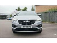 2018 Vauxhall Grandland X 1.6 Turbo D Sport Nav 5dr Auto Hatchback diesel Automa