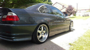 Supercharged BMW 330ci