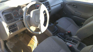2000 Chevrolet Tracker Autre