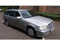Mercedes-Benz C250 2.5TD auto Elegance 1.OWNER