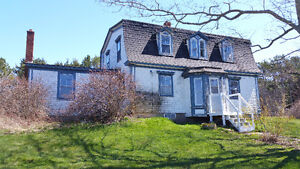 Home with water view by mahone bay-- DOWN $25,000.
