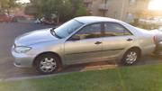 Toyota Camry Altise 2003 Silver Blackbutt Shellharbour Area Preview