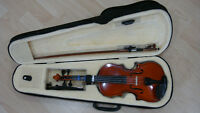 Giuseppi Guarneri Student 1/4 violin