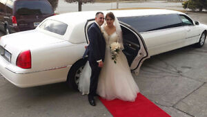 Prom and wedding Affordable Luxury Stretch Limousine of all Size