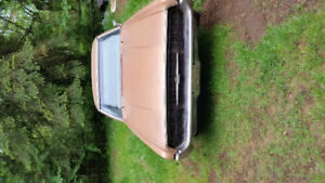 1967 ford thunderbird--