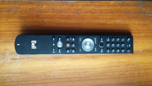 Bell Fibe Slim Remote, used