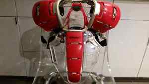 Dirt bike helmet and chest back protector Windsor Region Ontario image 5