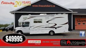 2012 ADVENTURER 24DS MOTORHOME