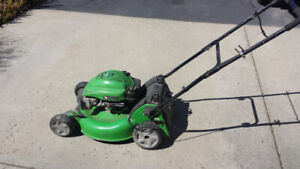 Lawnmowers / whippers / serviced