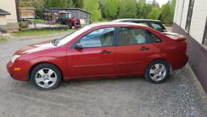 Ford Focus 2005 à vendre.