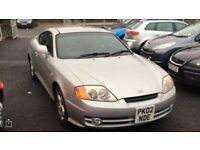 Hyundai coupe offers or swap