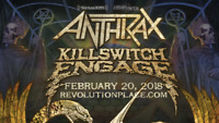The Killthrax Tour - Anthrax Killswitch Engage