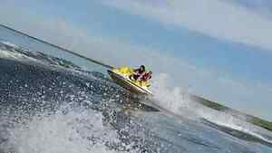Sea-Doo GTI, 3 seater, reverse, nearly new Engine