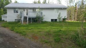 5 Bedrooms on 5 acres only $260,000!