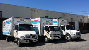 Montreal's Professional Movers From $35/Hr - Call (514) 933-3555