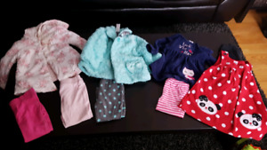 18m 18m-24m warm outfits