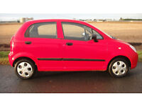 Chevrolet Matiz 0.8 S - EXCEPTIONALLY LOW MILEAGE