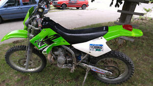 2003 KDX 220 For Sale