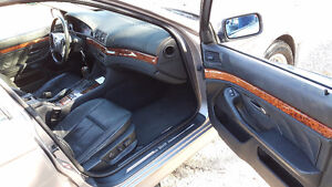 2000 BMW E39 5-Series 528i Great running, clean. Just serviced Windsor Region Ontario image 4