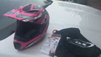 Casque Zox pour femme Small NEUF