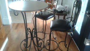 Three piece Bistro Set for sale St. John's Newfoundland image 1