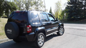 2007 Jeep Liberty Standard SUV, Crossover