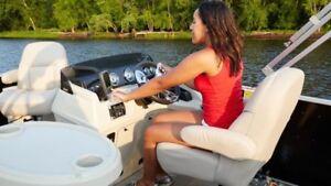 2017 Palm-beach-pontoons CASTMASTER 220